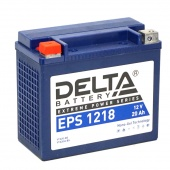 Аккумуляторная батарея DELTA battery - EPS 1218 (YTX20-BS, YTX20H-BS) EPS 1218 DELTA battery