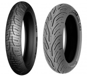 190/55 ZR17 75 W TL PILOT ROAD 4 REAR MICHELIN   MICHELIN