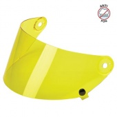 Визор Biltwell прямой для Gringo S - желтый ANTI-FOG Yellow - 0130-0724 (1103-103) 1103-103 Biltwell Inc.