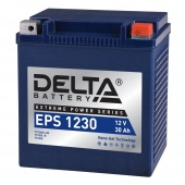 Аккумуляторная батарея DELTA battery - EPS 1230 (YTX30HL-BS, YTX30L-B, YTX30L) EPS 1230 DELTA battery
