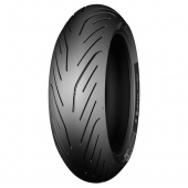 180/55 ZR17 (73W) TL PILOT POWER 3 REAR MICHELIN   MICHELIN