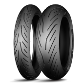 120/60 ZR17 55 W TL PILOT POWER 3 FRONT MICHELIN  MICHELIN
