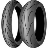 120/60 ZR17 55W TL PILOT POWER FRONT MICHELIN  MICHELIN
