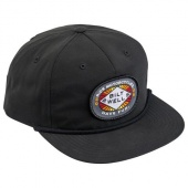 Кепка Biltwell Inc. - черная с лого HAVE FUN - RMHF 2 Snap Back - Black - 8005-2022-00 8005-2022-00 Biltwell Inc.