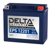 Аккумуляторная батарея DELTA battery - EPS 12201 (YTX20HL-BS, YTX20L-BS) EPS 12201 DELTA battery