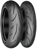 Покрышка Mitas Sport Force+ 180/55-17 [73W TL] [Rear] 3001575493000