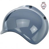Визор Biltwell Bubble дымчатый ANTI-FOG - SMOKE - 2001-102, BS-SMK-AF-SD, 0131-0111, 559482 2001-102 Biltwell Inc.