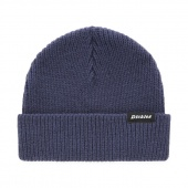 Шапка DICKIES - синяя - WOODWORTH BEANIE NAVY - 593921 593921 DICKIES
