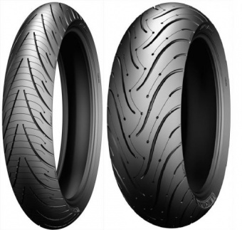 120/60 ZR17 55W TL PILOT ROAD 3 FRONT MICHELIN (dis)  MICHELIN