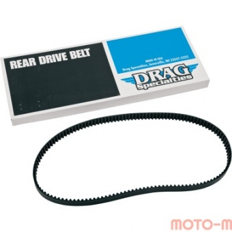 "Ремень приводной Drag Specialties 1204-0045 (1"" - 130T) 1204-0045 Drag Specialties"