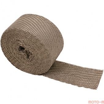 "2002BM Термолента ACCEL MATRIX HEATSHIELD EXHAUST WRAP 2"" x 25' (18610829) 2002BM ACCEL"