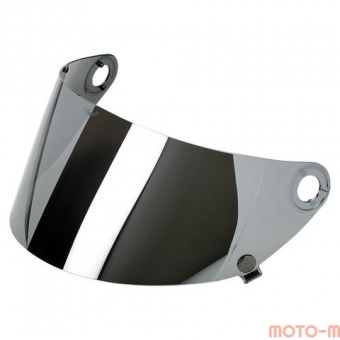 Визор Biltwell прямой для Gringo S - зеркальный хром ANTI-FOG Gringo S Gen 2 Flat Shield - Chrome Mirror 1111-221 1111-221 Biltwell Inc.