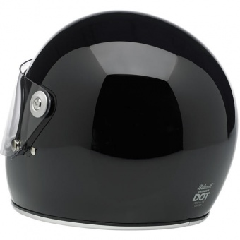 Шлем Biltwell Inc. - GRINGO S - черный глянцевый - размер [XXL] - GS-BLK-GL-DOT-XXL (0101-7636) GLOSS BLACK GS-BLK-GL-DOT-XXL Biltwell Inc.