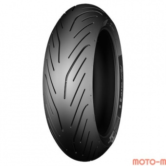 180/55 ZR17 (73W) TL PILOT POWER 3 REAR MICHELIN (Dis 16.14)  MICHELIN